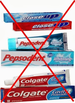 Colgate - A Fluoride Poison exposed