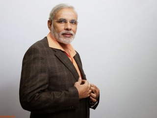 Narendra Modi Wallpapers in suit HD 1024×768 For DeskTop