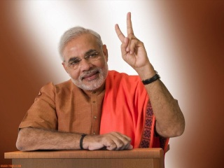 Narendra Modi saying only winning  Wallpapers HD 1024×768 For DeskTop