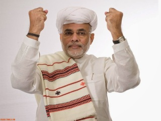 Narendra Modi Wallpapers HD in Traditional cloth 1024×768 For DeskTop
